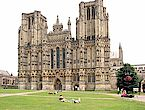 Wells Cathedral - Photo Wikipedia Commons